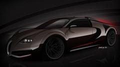 """Une Bugatti """"Super"""" Veyron de 1500 ch à 6 millions d'euros en 2014!"""