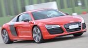 Essai Audi R8 e-tron : prototype réservé à Iron Man