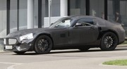 Mercedes SLC : les spyshots officiels