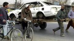 Afghanistan : un pays, un peuple, une voiture... la Toyota Corolla