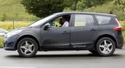 Un mulet du futur Renault Espace est de sortie