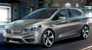 BMW Concept Active Tourer Outdoor : Un air de baroudeur