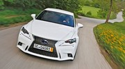 Essai Lexus IS 300h : L'alternative au Diesel