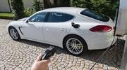 Essai Porsche Panamera S E-Hybrid : la plus branchée des limousines