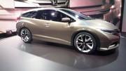 Honda préparerait une version Type S de la Civic Tourer