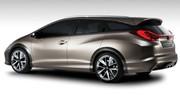 Honda Civic Tourer : une version Type S à l'étude ?