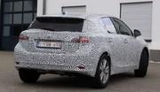 Le futur SUV compact Lexus NX