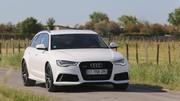 Audi RS6 Avant V8 4.0 TFSi 560 ch Quattro 2013 : un missile sol-sol