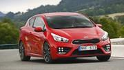 Kia pro_cee'd GT : 28 990 €, lancement repoussé