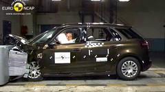 Crash-test Citroën C4 Picasso : Avec les honneurs