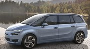 Nouveau Citroën Grand C4 Picasso 2013 : le Technospace 7 places