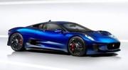 Jaguar C-X75 2013 : le supercar hybride en photos et vidéos