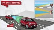 Euro NCAP : Fiat récompensé pour son radar anticollision
