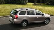 Nouvelle Dacia Logan MCV: à partir de 8990 € et jusqu'à 14700 €