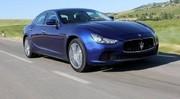 Essai Maserati Ghibli : elle casse les prix