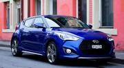 Essai Hyundai Veloster Turbo : Le grand méchant look