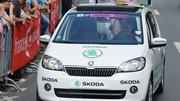 Skoda à nouveau partenaire du Tour de France