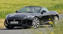 Essai Jaguar F-Type V6 : Rugir de plaisir