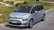 Citroën Grand C4 Picasso : tous les tarifs