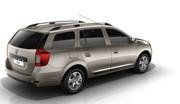 Les tarifs de la nouvelle Dacia Logan MCV 2013
