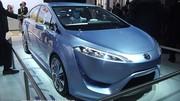 La Toyota à hydrogène sera révélée en novembre