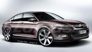 La future Citroën C5 se fera attendre jusqu'en 2016