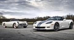Chevrolet Corvette : les 60 ans d'une icône en photos