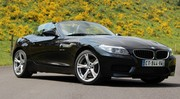 Essai BMW Z4 restylée : quand le minimum suffit