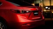 Mazda3 (2014) : un premier teaser pour la version Sedan ?