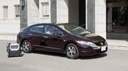 GM et Honda ensemble pour la pile à combustible