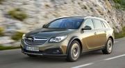 Opel Insignia Country Tourer : Vous le préférez avec une barbe de trois jours ?