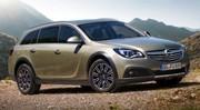 Opel révèle son Insignia Country Tourer avant Francfort