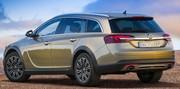 Opel Insignia Country Tourer : plus logique