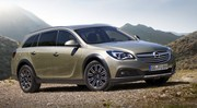 """Opel Insignia : une """"baroudeuse chic"""" baptisée Country Tourer"""