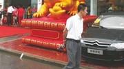 PSA Peugeot Citroën avance sur la piste chinoise