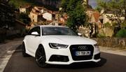 Essai Audi RS6 V8 4.0 560 ch : Avis de tempête