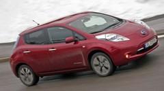 Essai Nissan Leaf 2.0