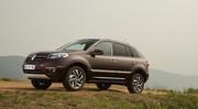 Renault Koleos restylé : les prix, finitions et options