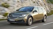 Opel Insignia Country Tourer : façon SUV
