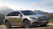 L'Opel Insignia se fait baroudeuse en version Country Tourer