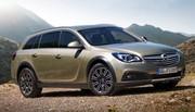 Opel Insignia Country Tourer : le break aventurier