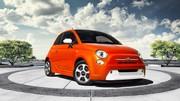 La Fiat 500e a du succès en Californie