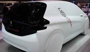 La Peugeot 208 Hybrid FE à Francfort ?