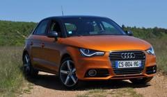 Essai Audi A1 Sportback 1.4 TFSI COD S-Tronic : elle a tout d'une grande