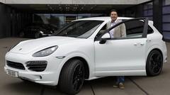 Porsche : Le cap des 500 000 exemplaires franchi pour le Cayenne