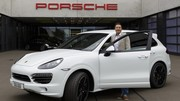 Porsche : déjà 500 000 Cayenne!