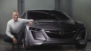 Opel Monza Concept : Résurrection à Francfort