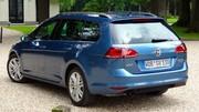 Essai Volkswagen Golf 7 Variant : De nouvelles ambitions!