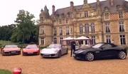Emission Turbo : les meilleures auto 2012/2013, Porsche 911, McLaren MP4 12/C
