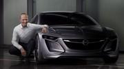 Le concept Opel Monza sera présenté à Francfort